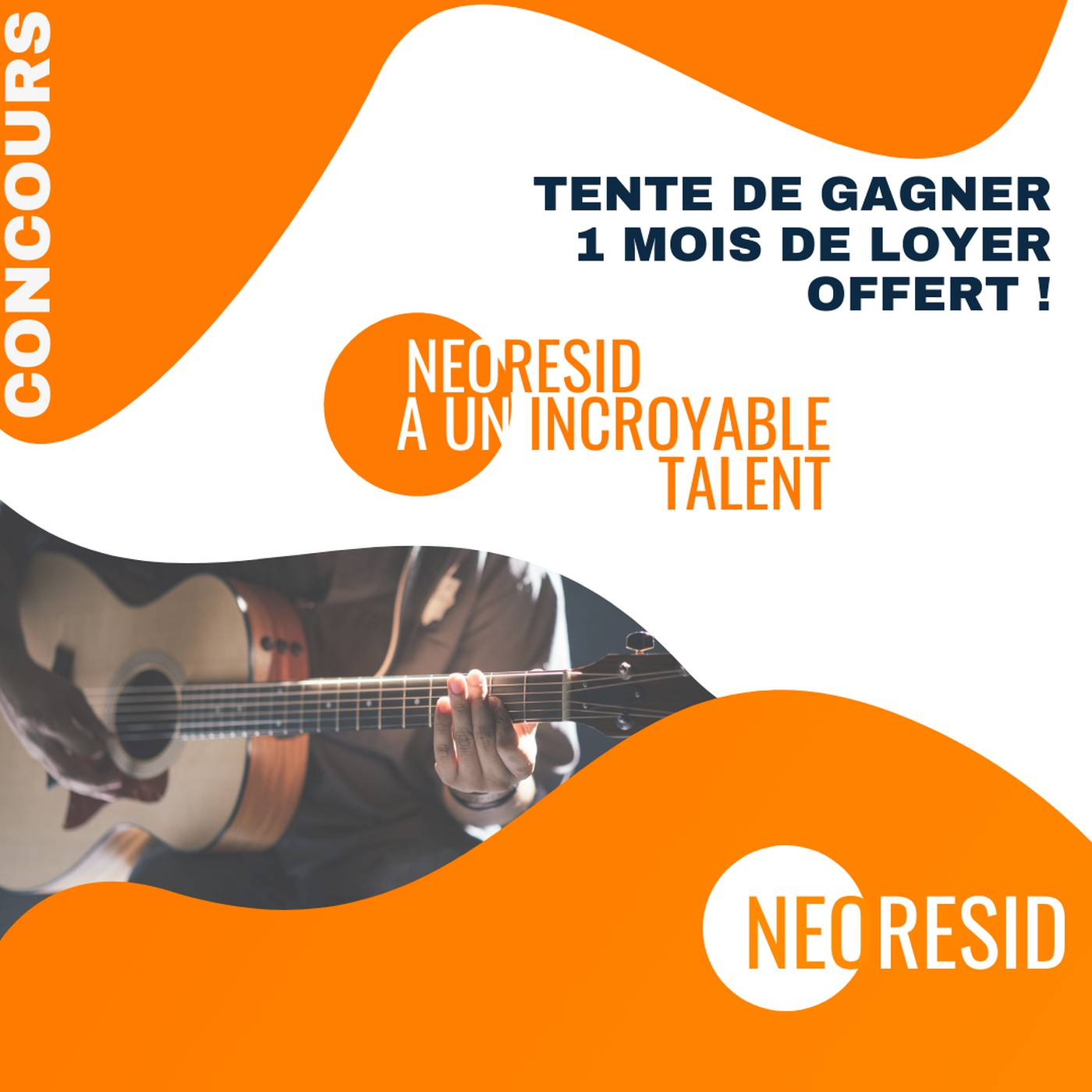 Neoresid a un incroyable talent