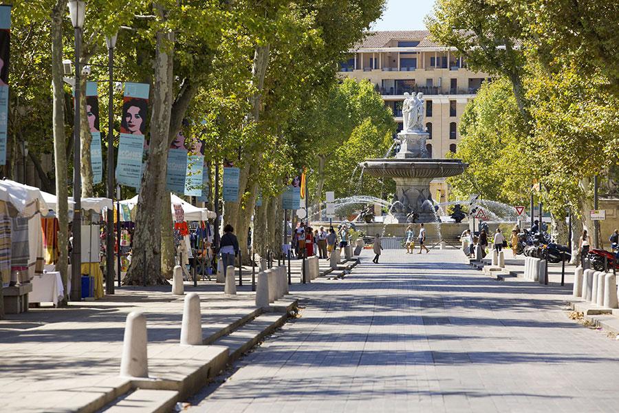 Résidences à Aix-En-Provence