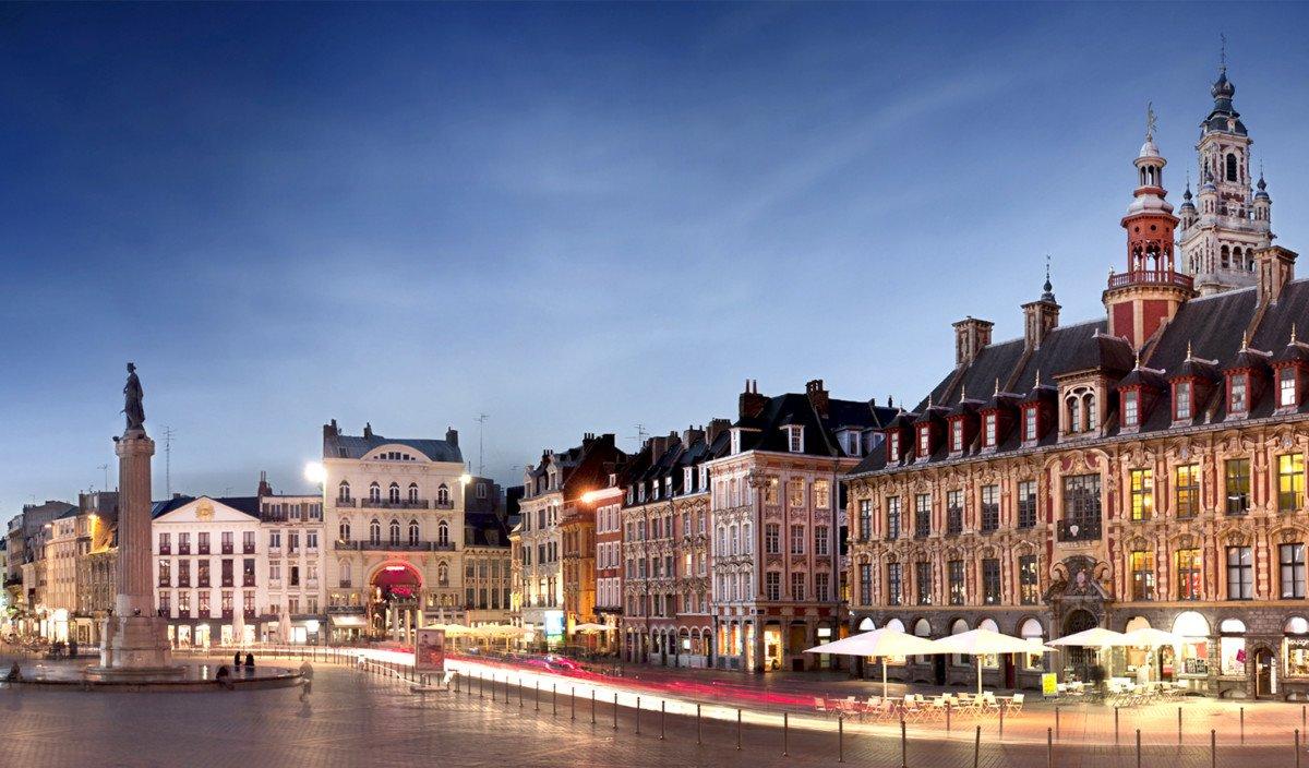 Résidences à Lille