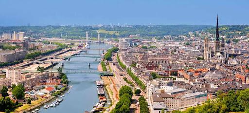Résidences à Rouen