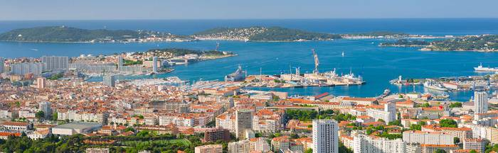 Résidences à Toulon